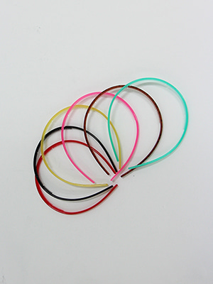 colour headbands(6colours!)