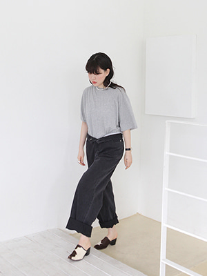 soft touch oversize t(3colours!)